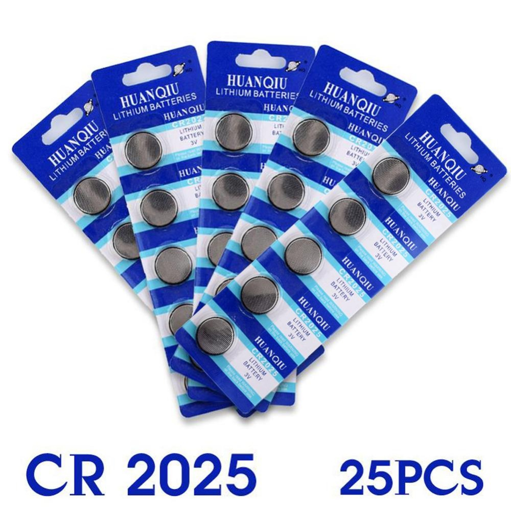 Online Buy Wholesale Cr2025 Battery From China Cr2025