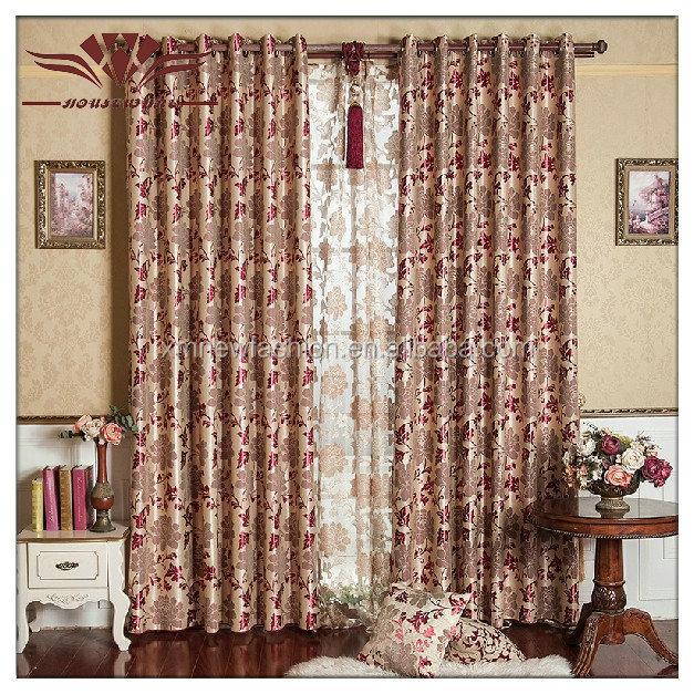 tissus pour rideaux turquie cha ne rideau tissu rideau rideaux id de produit 60062328831. Black Bedroom Furniture Sets. Home Design Ideas