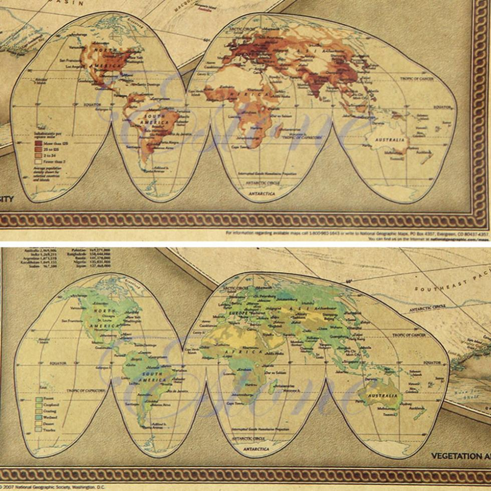 Where To Buy A World Map