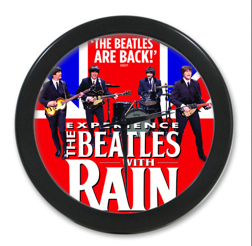 New Arrive <font><b>Home</b></font> <font><b>Decoration</b></font> Customized The Beatles <font><b>Elegant</b></font> Wall Clock Modern Design Watch Wall Free Shipping LU-60