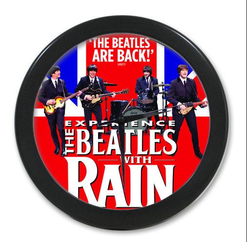 New Arrive <font><b>Home</b></font> <font><b>Decoration</b></font> Customized The Beatles <font><b>Elegant</b></font> Wall Clock Modern Design Watch Wall Free Shipping LU-60