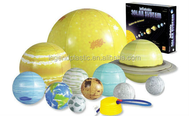 Beach Ball Planets - Pics about space