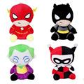 20cm The Flash Batman Harley Quinn The Joker Plush Toys Soft Stuffed Dolls