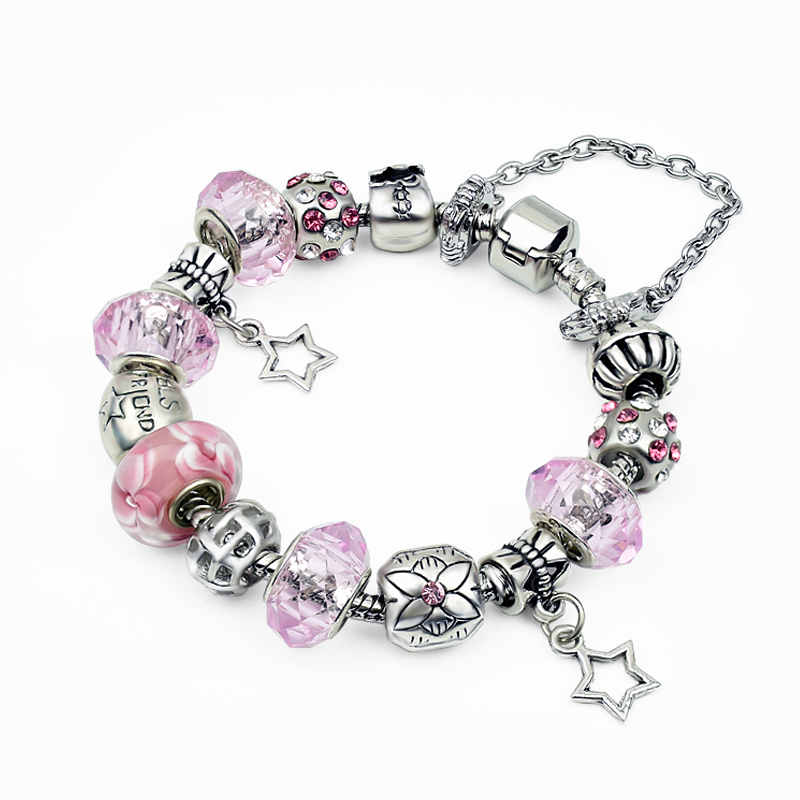 Pandora Armband Rosa Internet Schluechtern De