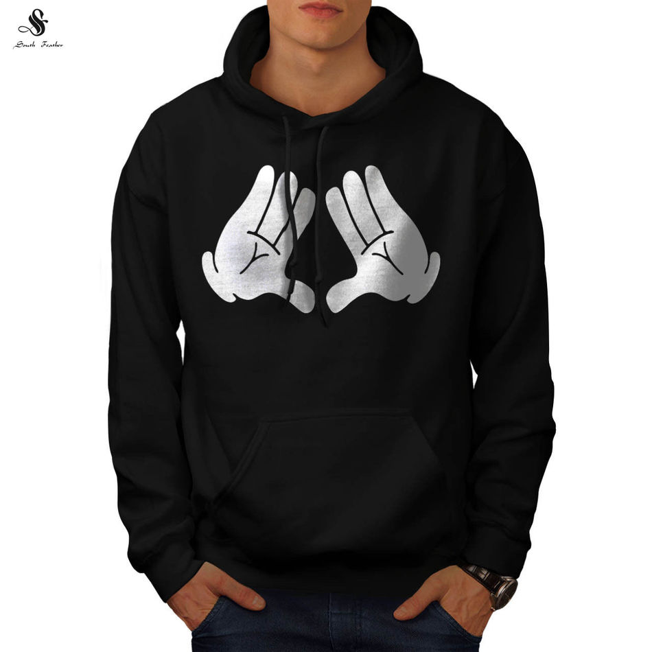 Compra mickey manos hoodie online al por mayor de China