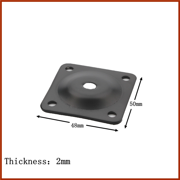 study table m8 screw angle legs plate angle top leg mounting plate buy angle top leg mounting. Black Bedroom Furniture Sets. Home Design Ideas