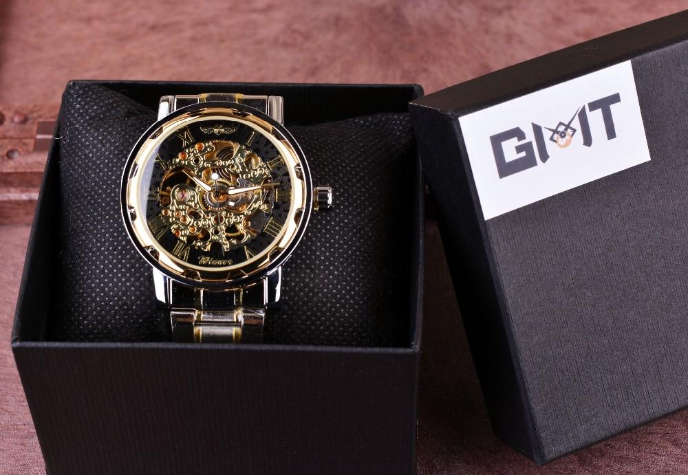 acheter montres en or transparentes montres hommes montres. Black Bedroom Furniture Sets. Home Design Ideas