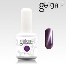 ICE 4x magnetic cat eye gel polish uv nail polish 1x base coat 1x top coat