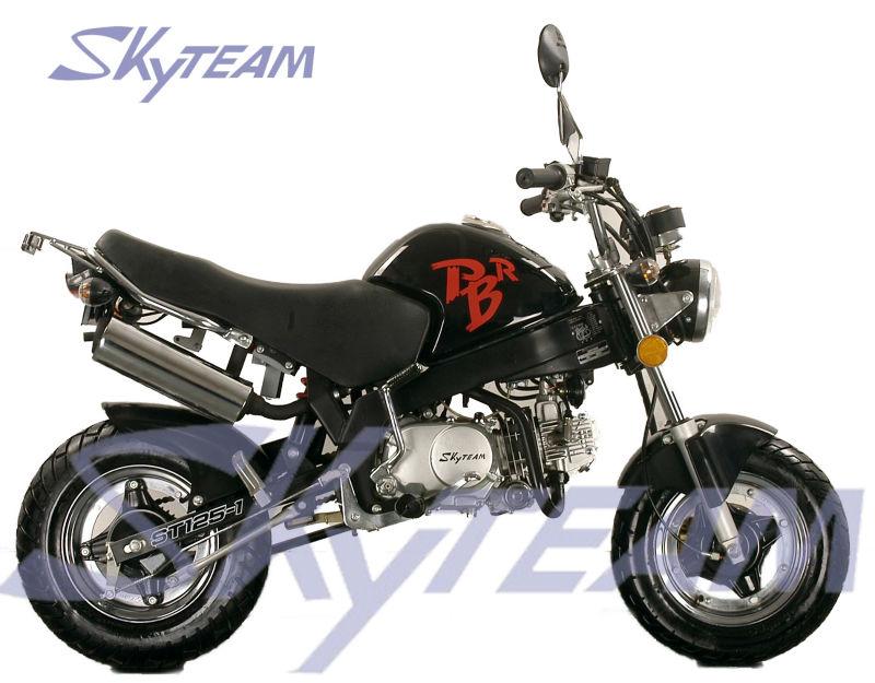skyteam 125ccm 4 takt pbr zb50 ksr stil fahrrad euroiii euro3 ewg genehmigung motorrad produkt. Black Bedroom Furniture Sets. Home Design Ideas