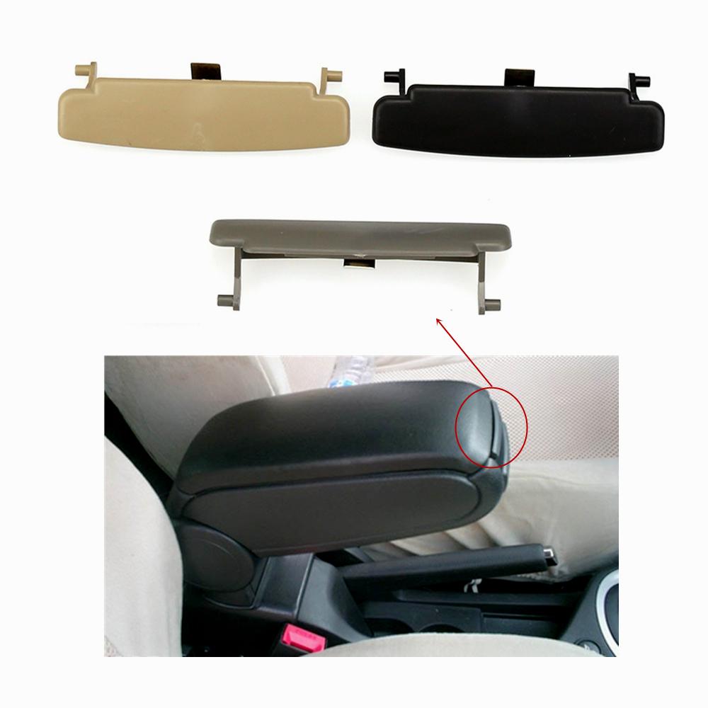 Car Auto Armrest Center Console Soft Pu Leather Car Auto