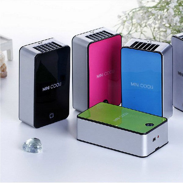 H Mini Portable Handheld Table Air Conditioner Cooler