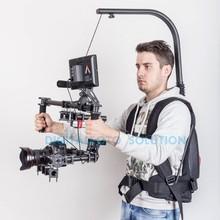 EASYRIG 8-18kg bear video and film cameras easy rig for dslr DJI Ronin M 3 AXIS gimbal stabilizer Gyroscope Gyro steadicam vest