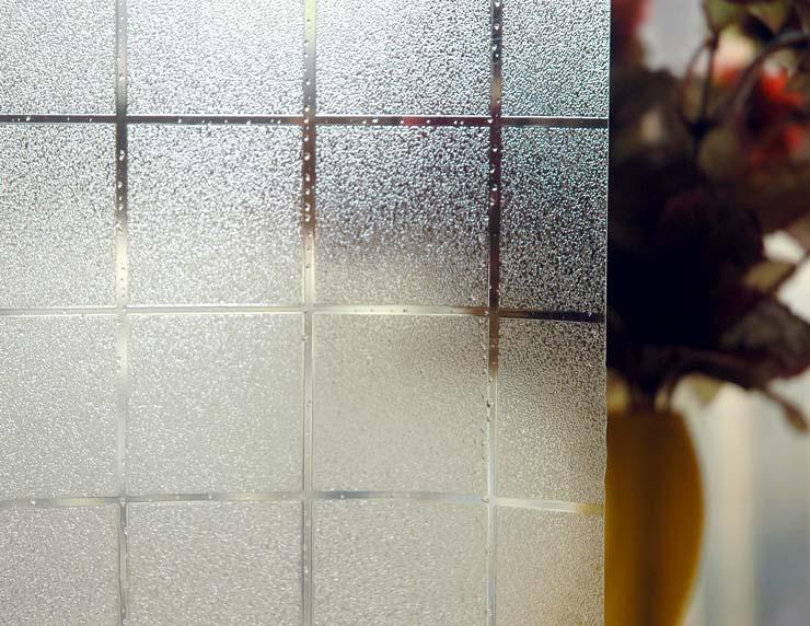 Square Design Window Film Sticker Wall Decor Amp Windows