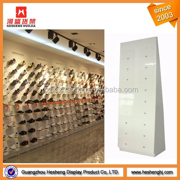 Name Brand Shoes Store Furniture For Shoe Display Shop