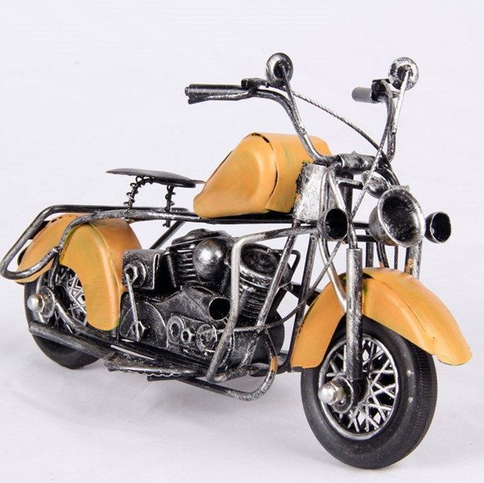 Motorcycle Metal ornament Iron decorated home furnishings craft creative home decoration , more than $100,TNT Free Shipping
