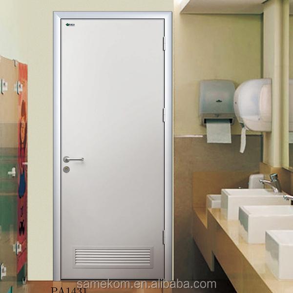 Bathroom Doors Waterproof: Waterproof Aluminum Alloy Bathroom Timber Door