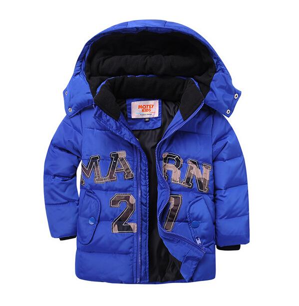 New winter 2016 baby boys children s wear children down jacket kids babys winter clothing infanil