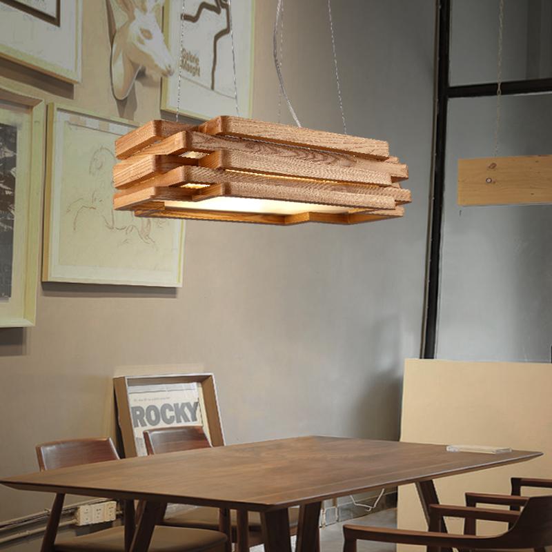 minimaliste chambre lampe de lustre de la lampe restaurant salle manger lampe rectangulaire. Black Bedroom Furniture Sets. Home Design Ideas