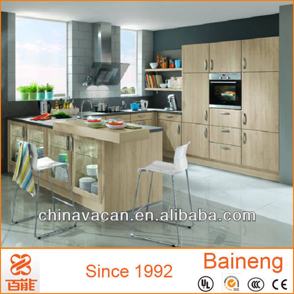 Good Quality Kitchen Cabinets: High Quality Melamine Faced Chipboard Kitchen Cabinets