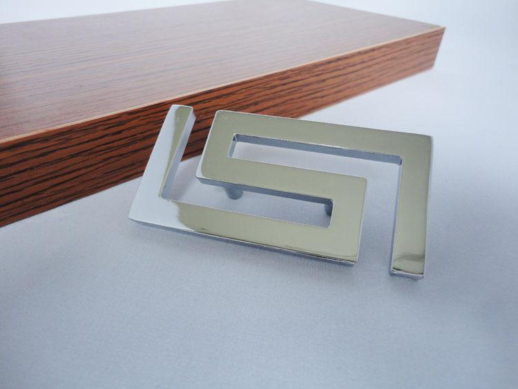 lot of 10 new design modern hardware kitchen door handles and drawer cabinet knobs c c 32mm. Black Bedroom Furniture Sets. Home Design Ideas