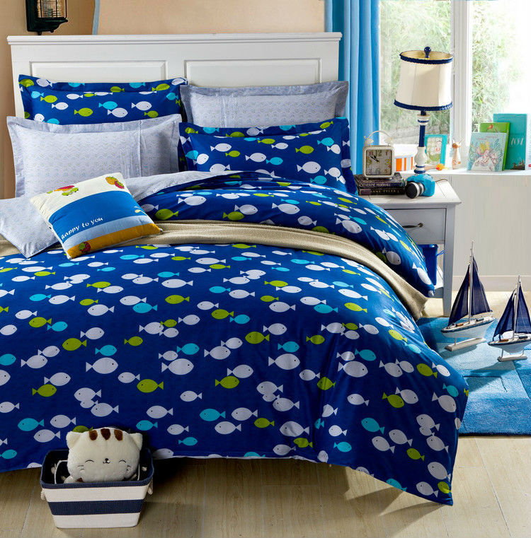 Kids Ocean Bedding Promotion Shop For Promotional Kids Ocean Bedding On Aliexpress Com