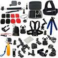 go pro mounts accessories set Octopus Tripod for gopro hero 4s 4 3 Xiaoyi mi Camera