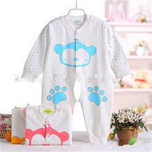 2016 New Arrival Baby Rompers Next The New Wholesale Newborn Siamese Romper Crawling Baby Clothes Modeling