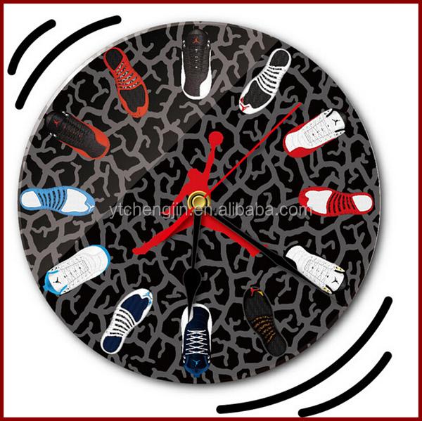 10 Different Designs 8 Inch Jordan Clock Buy Jordan