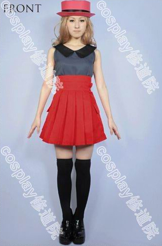 2016 Cosplay Costume Pokemon Serena New in Stock Retail Wholesale Halloween Any Size  sc 1 st  ?????? ??????  ?????  & Free Shipping Cosplay Costume Pokemon Kotone New in Stock Retail ...