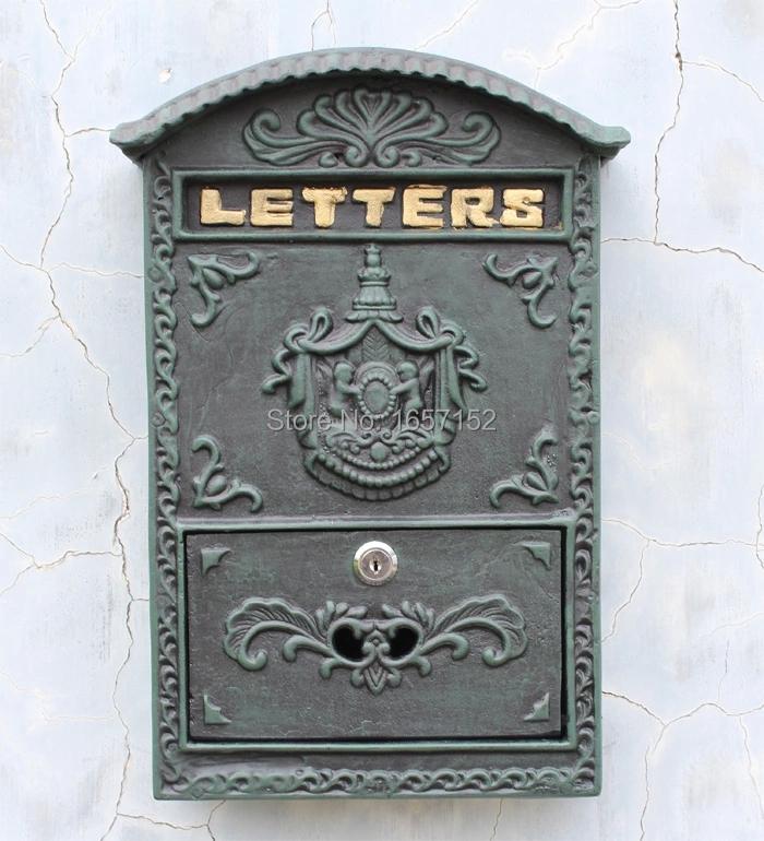 bronze mur bo te aux lettres achetez des lots petit prix bronze mur bo te aux lettres en. Black Bedroom Furniture Sets. Home Design Ideas