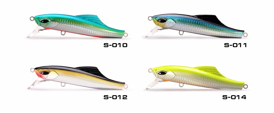 Sft 125mm Artificial Minnow Fishing Lures Tackle Bass Hard Bait