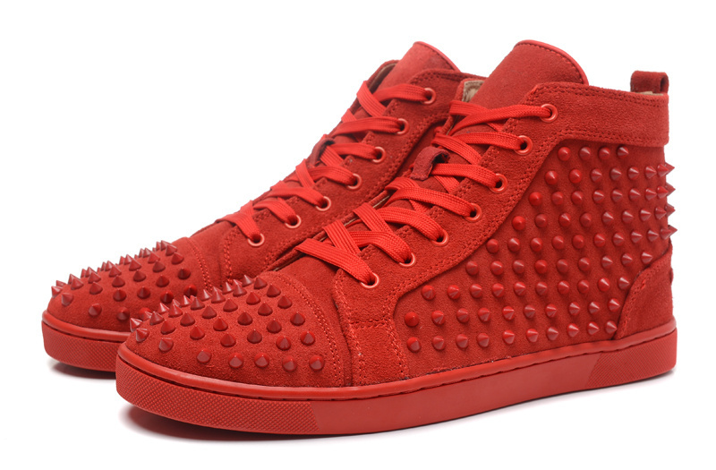 Louis Vuitton Red Bottom Shoes Price Replica Christian