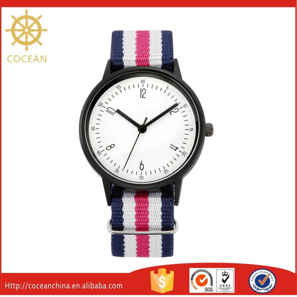 Hot Sale! Wrist Fashion Quartz Watch Battery Japan Movt ...