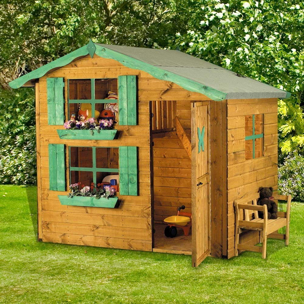 Customed Design Wood Playhouse Used For Kids Playsets ...