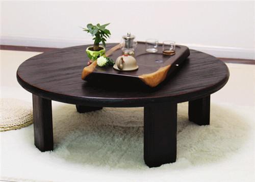 table basse japonaise pour manger. Black Bedroom Furniture Sets. Home Design Ideas