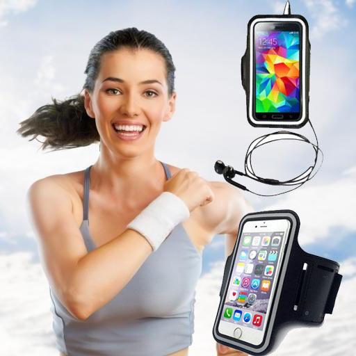 1X красочные тренажерный бег водонепроницаемый рычаг пояса ремень телефон сумка спорт обложка чехол для G пять президент G9