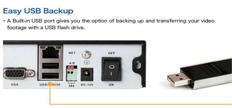 4fbd078422e14 ③8CH AHD 960H DVR D1 CCTV standalone hybrid DVR recorder 700TVL ...