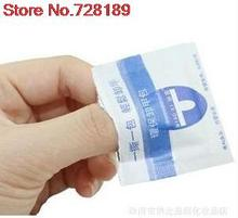 10 pieces/pack Environmental protection unloaded a package Uv glue nail polish remover