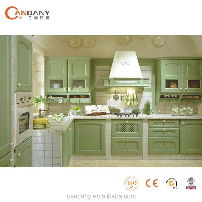 Solid Glass Backsplash Kitchen: 2015 Traditional Style Solid Wood Kitchen Cabinet,Tempered