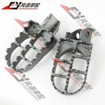 Подставки для ног для SUZUKI DR250 / 350 90 - 95 DR350SE 90 - 98 DR650 96 - 97 модификация мотоцикла педаль мотоцикл части