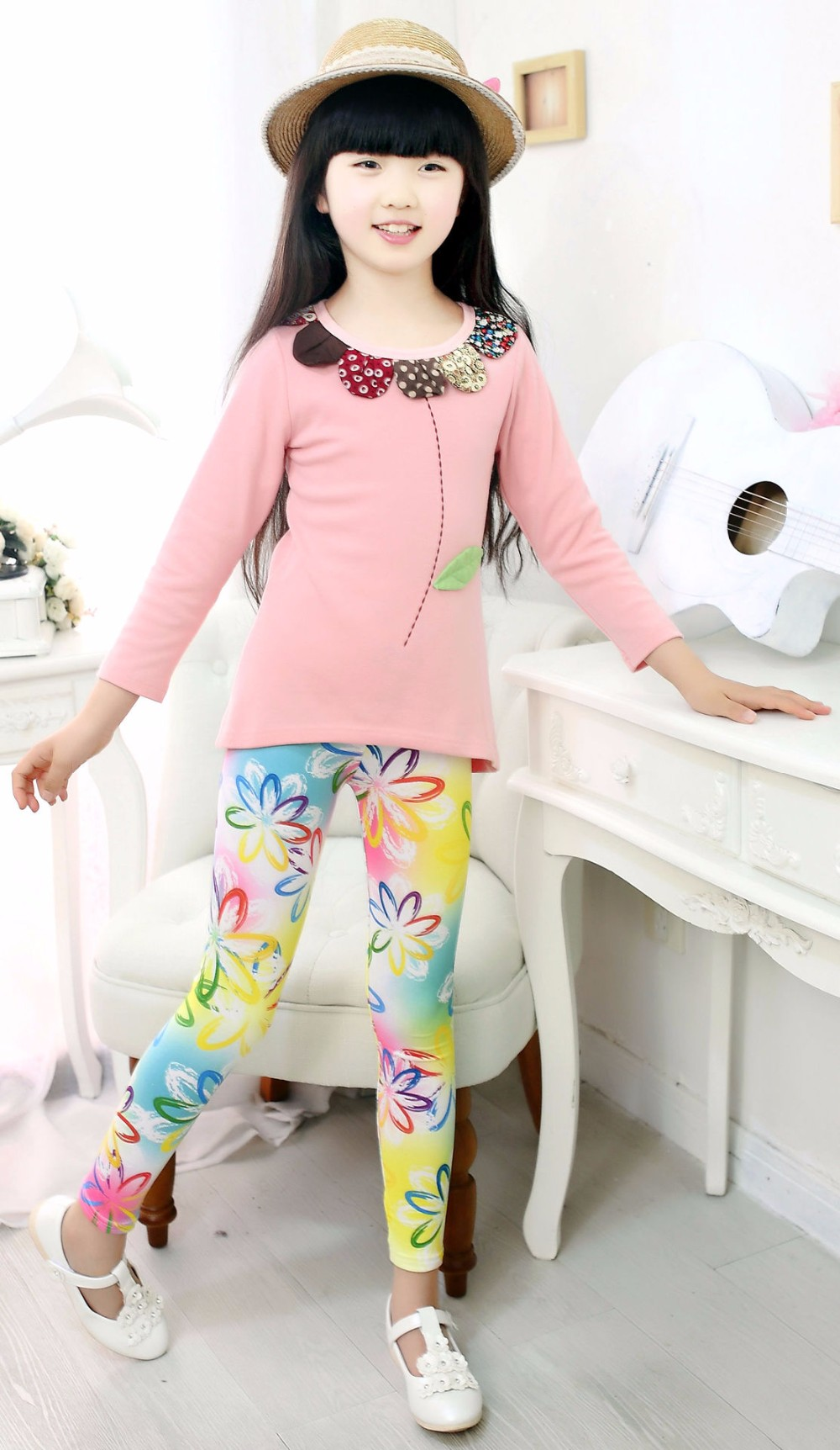 Popular Pink Polka Dot Leggings-Buy Cheap Pink Polka Dot