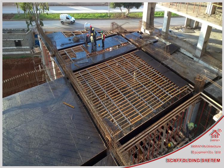 Q235 Crs Metal Building Materials Concrete Formwork