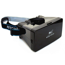 2016 Google Virtual Reality 3D Magic Box 3.5-5.6 inch Universal VR Smart Phone 3D Glasses Private Theater For iPhone Samsung HTC