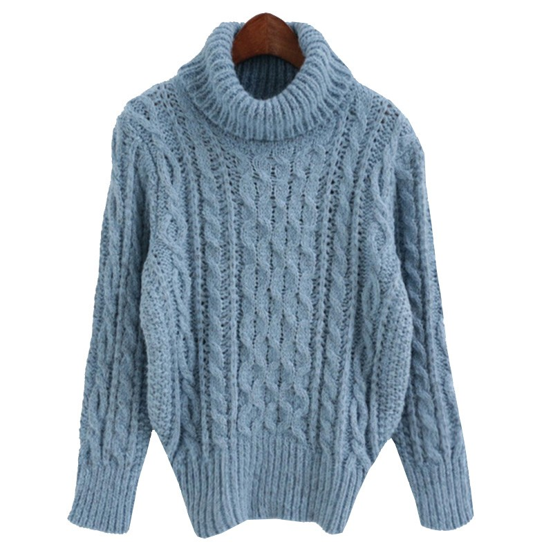 Christmas Jumper 2015 Pull Femme Women Sweaters And Pullovers Korean Knitted  Autumn Oversized Sweater Jumpers Sueter Mujer free shipping wholesale and  ... ef713c06a291