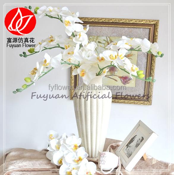 140980 White Color Home Decor Cheap Wholesale Artificial