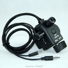 Factory supply tripod top handler zoom  aperture remote controller for Panasonic CAM REMOTE 2.5MM DVC63 DVC180 153 AG130