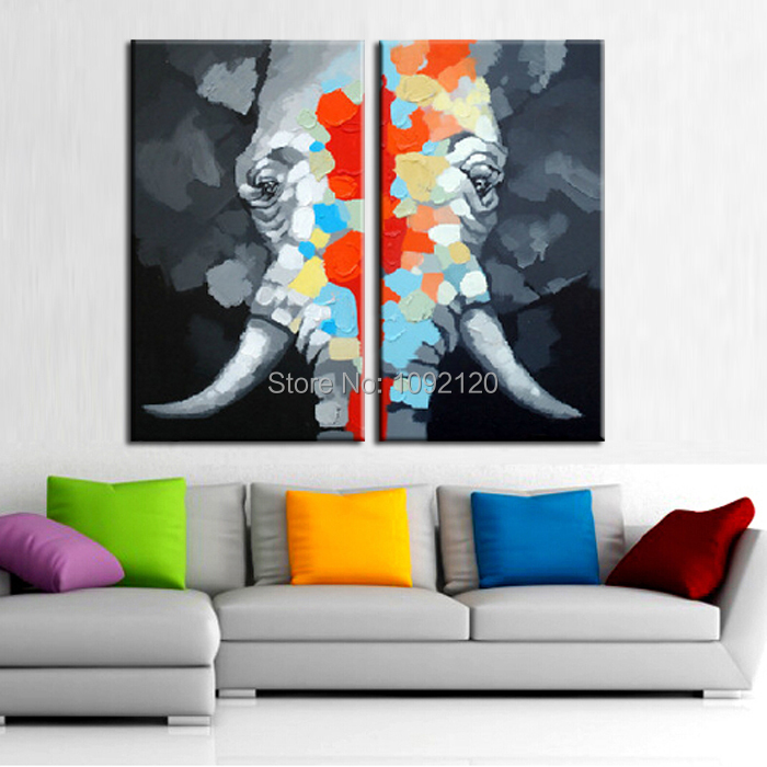 Nargain Abstract Canvas Wall Art
