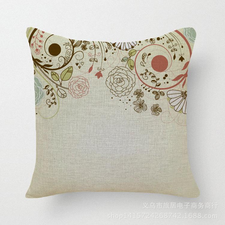 Beautiful Home Decor Cushion Cover Sofa Decorative Throw Pillow Case Car Housse De Coussin Chair Capa De Almofada Outdoor Cojin