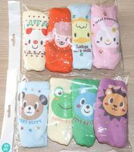 8pcs lot Waterproof potty training pants for baby briefs cotton panties infant diaper pant XLK003