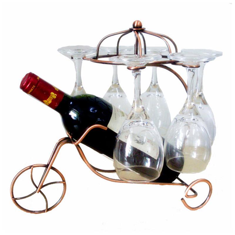 suspendus porte bouteille de vin promotion achetez des. Black Bedroom Furniture Sets. Home Design Ideas